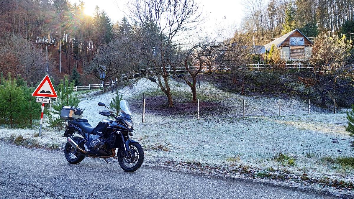 Tél az őszben