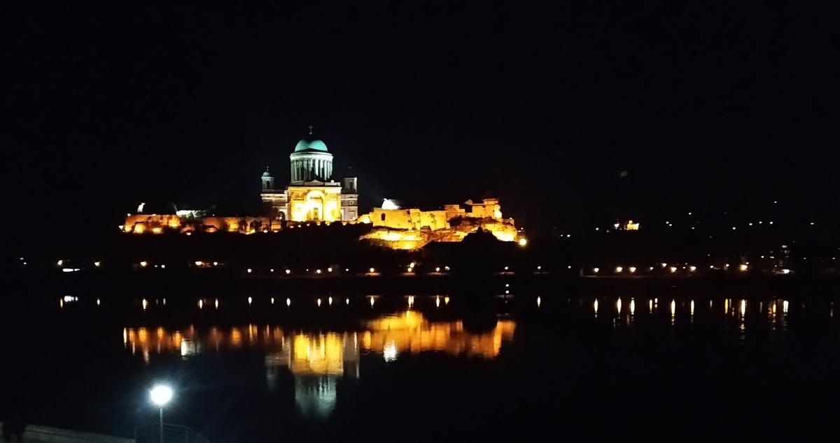 Esztergomi bazilika este